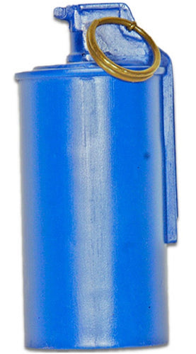 Blueguns M18 Smoke Grenade Simulator Blue - CHK-SHIELD | Outdoor Army - Tactical Gear Shop