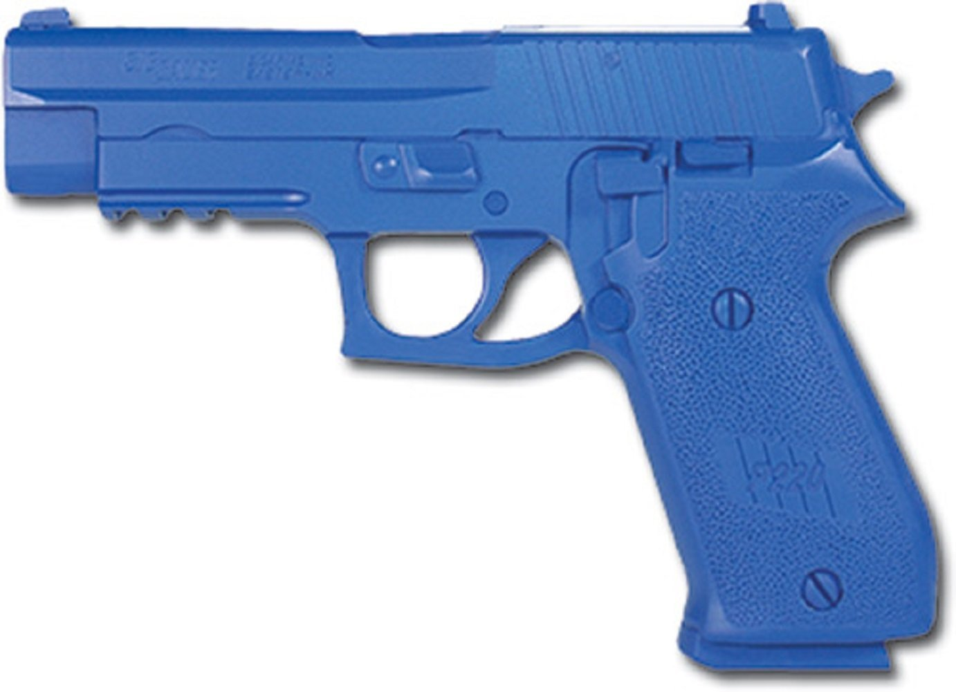 Blueguns SIG P220 w/Rails Simulator Blue - CHK-SHIELD | Outdoor Army - Tactical Gear Shop