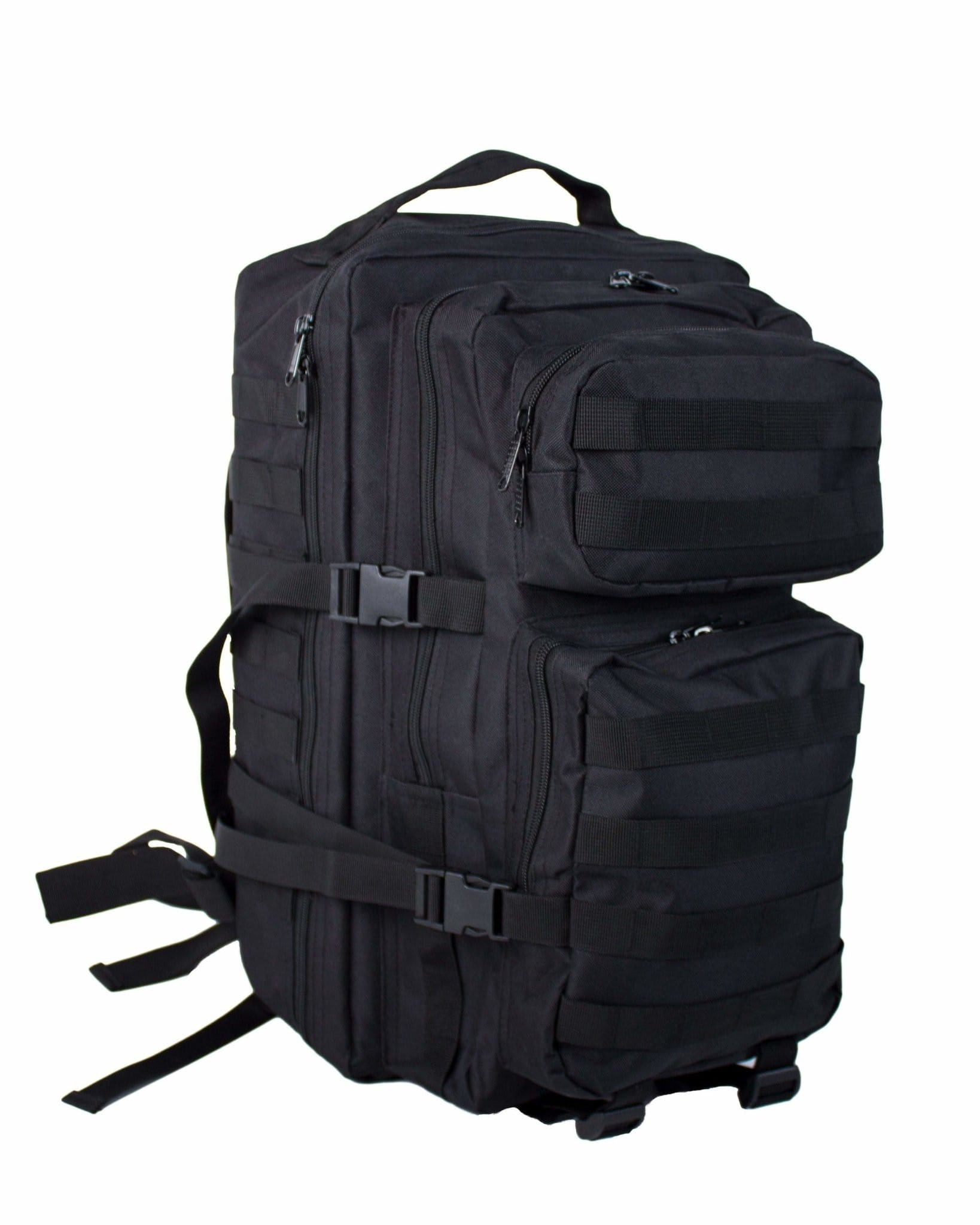 CHK-Shield Backpack MK1 Black M - CHK-SHIELD | Outdoor Army - Tactical Gear Shop