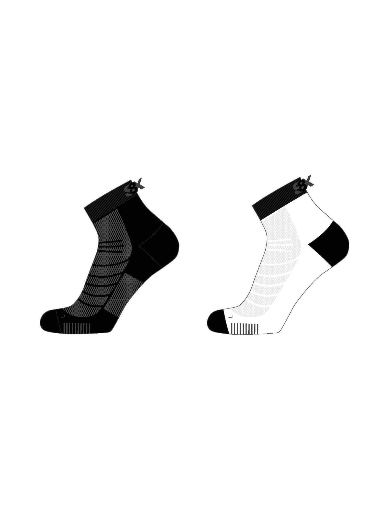 Eightsox Socks Long - CHK-SHIELD | Outdoor Army - Tactical Gear Shop