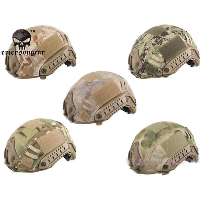 Emersongear EM8982 Tactical FAST Helmet Cover - CHK-SHIELD | Outdoor Army - Tactical Gear Shop