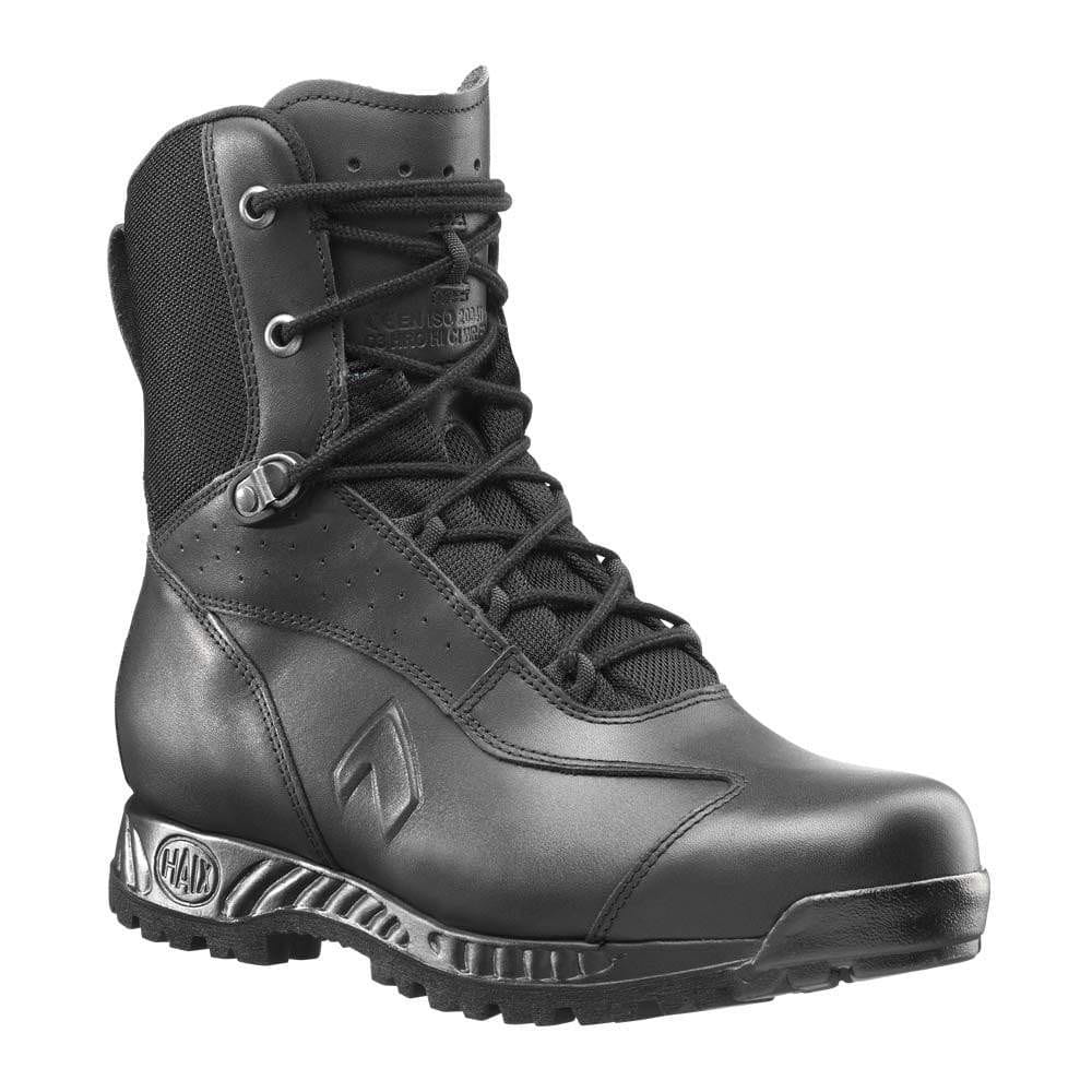 HAIX Army Boot Ranger GSG9-S Black - CHK-SHIELD | Outdoor Army - Tactical Gear Shop