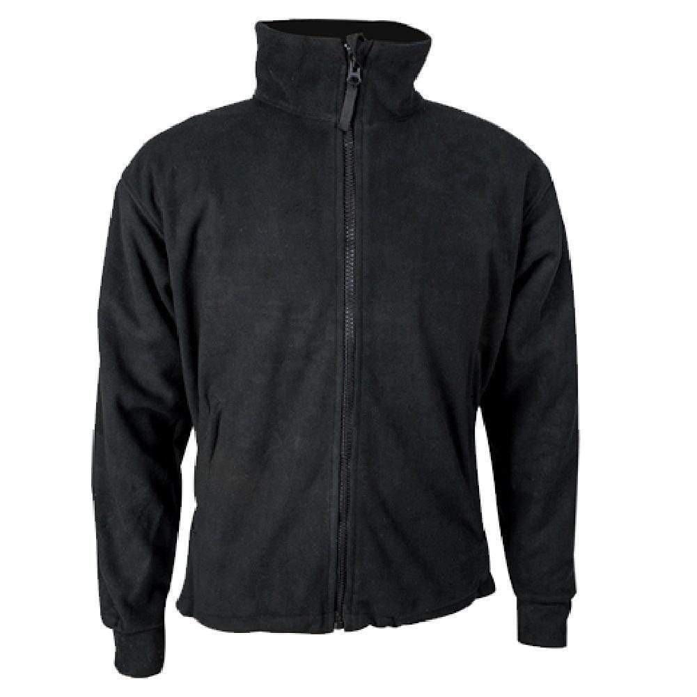 Highlander Thor Fleece Jacket Black - CHK-SHIELD | Outdoor Army - Tactical Gear Shop