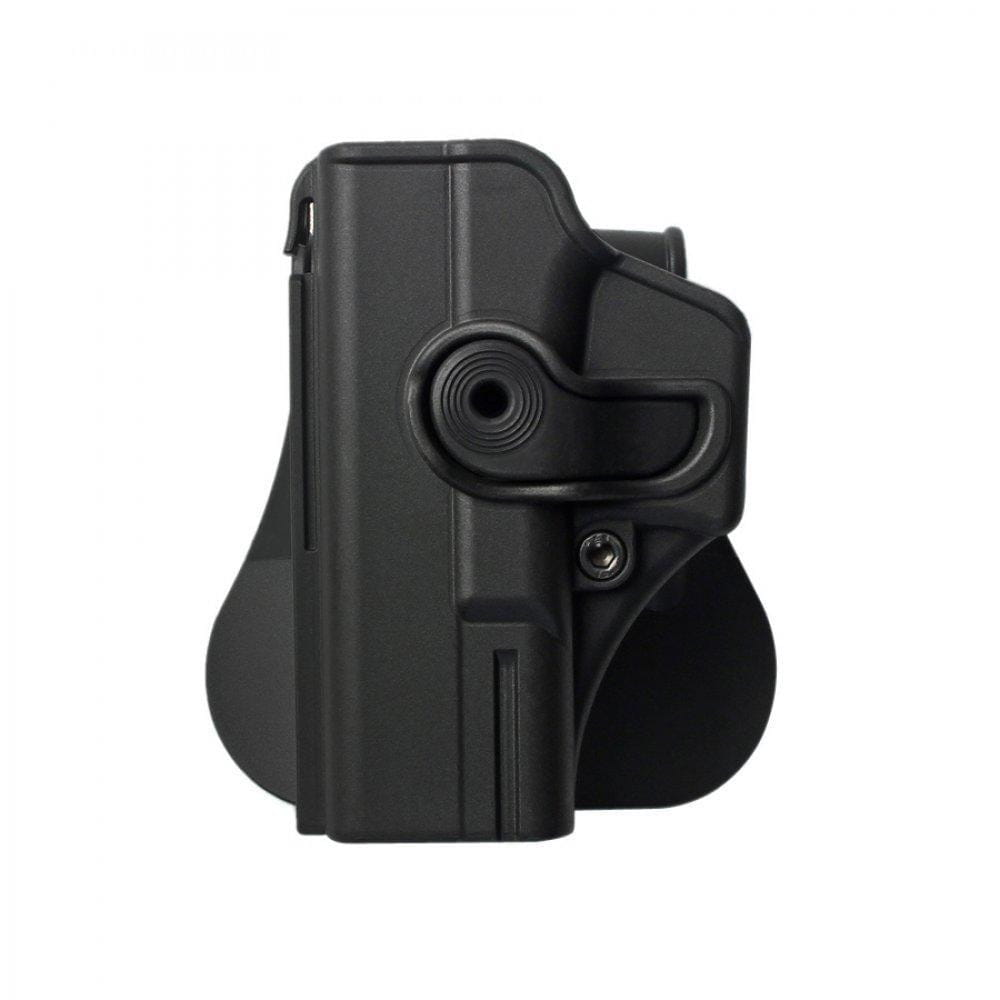 IMI Defense Glock19/23/25/28/32 Polymer Holster Glock 19 Black - CHK-SHIELD | Outdoor Army - Tactical Gear Shop
