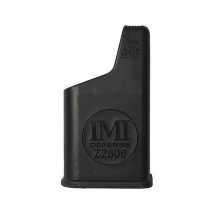 IMI Defense Pistol Mag Loader Typ I Black - CHK-SHIELD | Outdoor Army - Tactical Gear Shop