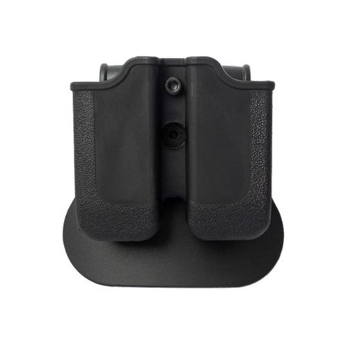 IMI Defense Polymer Double Pistol Mag Pouch MP00 9mm - CHK-SHIELD | Outdoor Army - Tactical Gear Shop