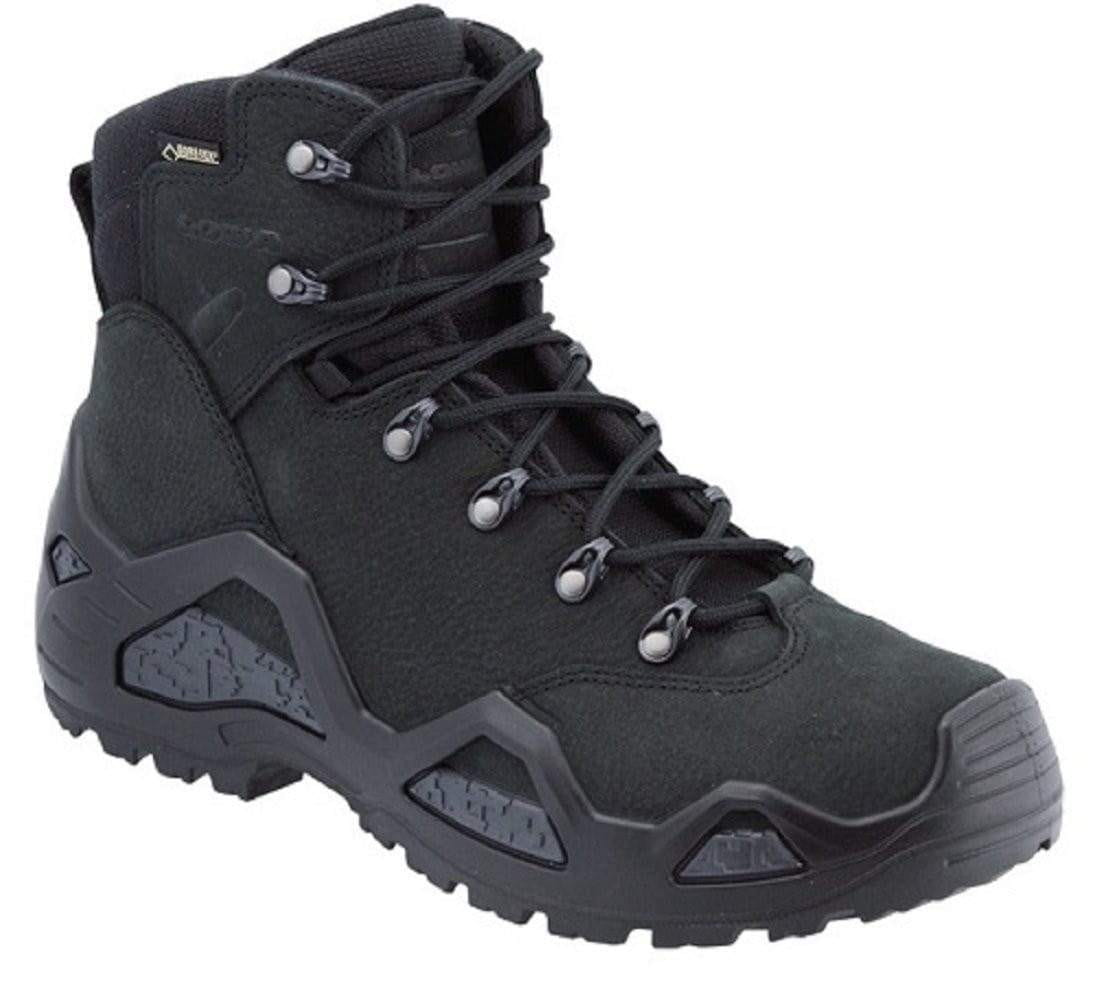 Lowa Boots Z-6N GTX Black - CHK-SHIELD | Outdoor Army - Tactical Gear Shop