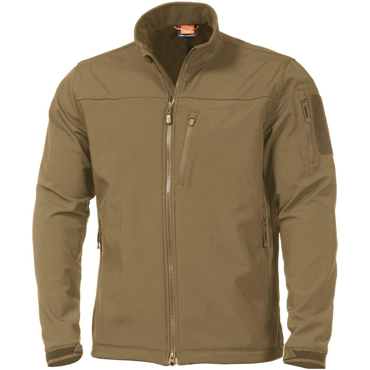 Pentagon Softshell Jacket Reiner 2.0 - CHK-SHIELD | Outdoor Army - Tactical Gear Shop