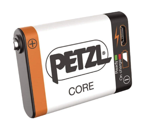 Petzl CORE Rechargeable Battery - CHK-SHIELD | Outdoor Army - Tactical Gear Shop