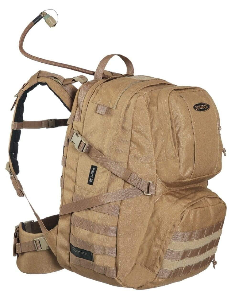 Source Hydration-Backpack Patrol Pack - CHK-SHIELD | Outdoor Army - Tactical Gear Shop