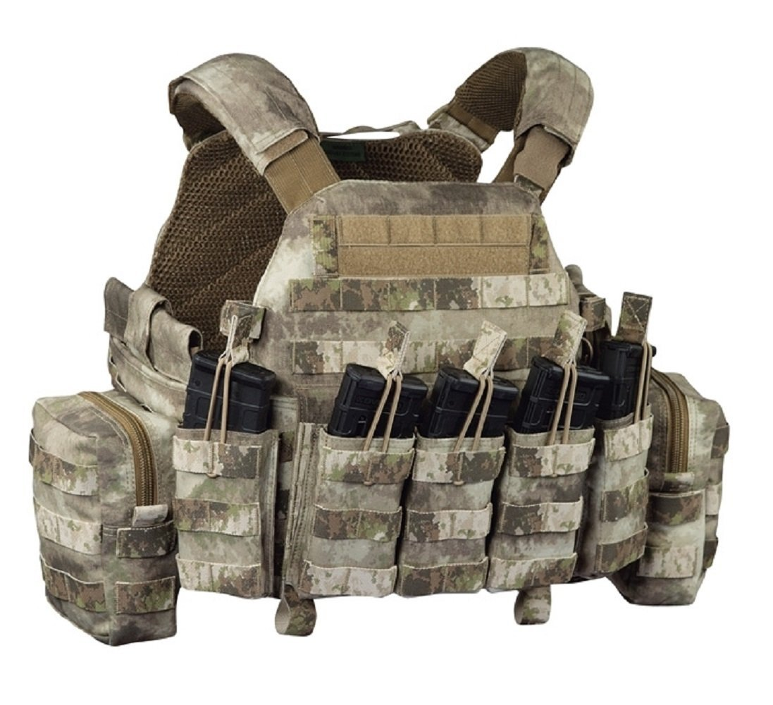 Warrior Assault Systems DCS Plate Carrier L - CHK-SHIELD | Outdoor Army - Tactical Gear Shop