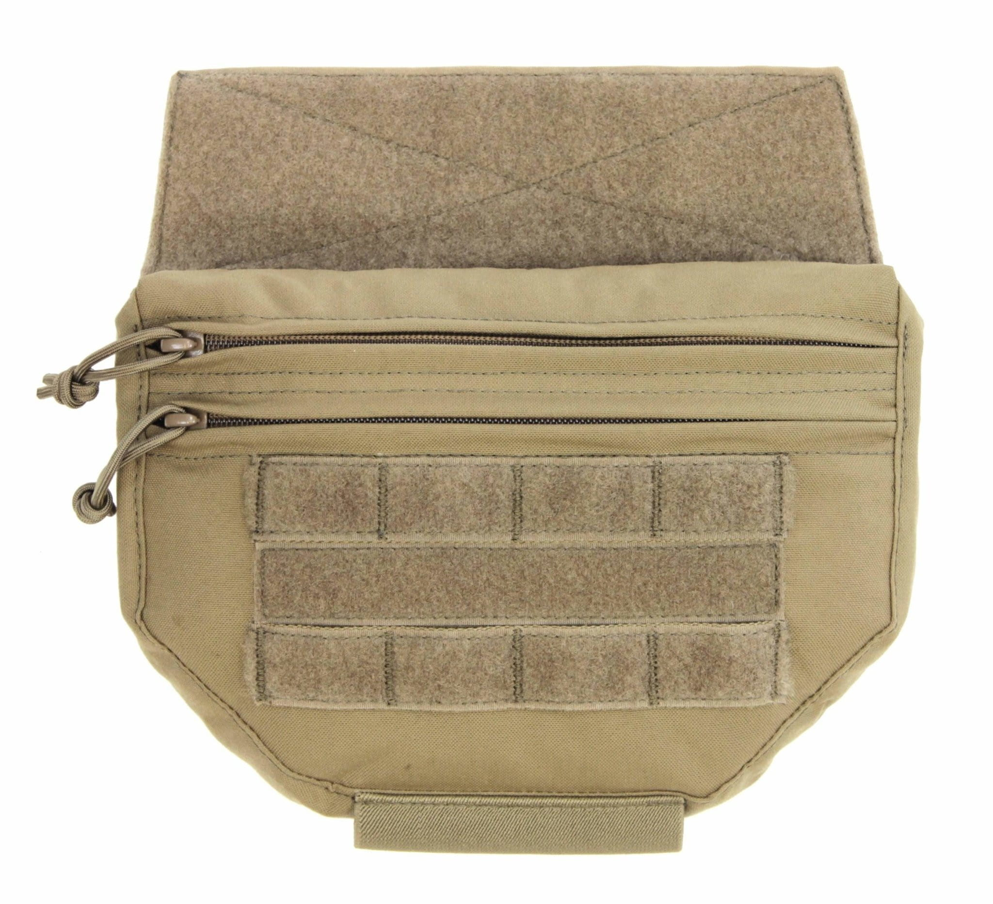 Warrior Assault Systems Drop Down Utility Pouch - CHK-SHIELD | Outdoor Army - Tactical Gear Shop