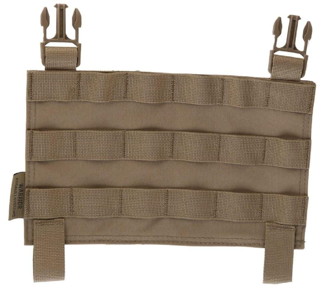 Warrior Assault Systems Molle Front Panel for Recon Plate Carrier - CHK-SHIELD | Outdoor Army - Tactical Gear Shop
