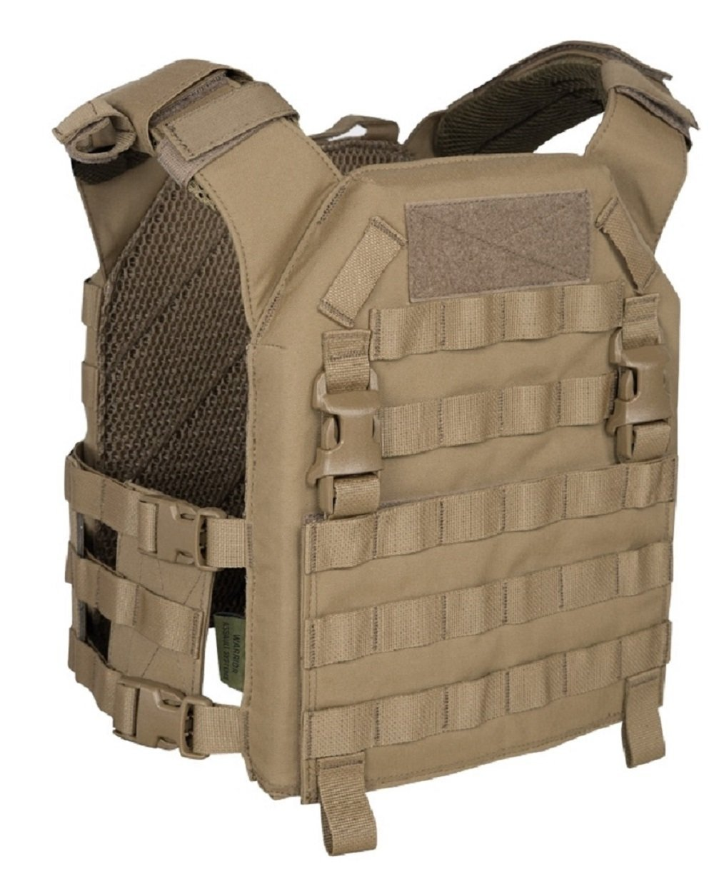 Warrior Assault Systems RECON Plate Carrier - CHK-SHIELD | Outdoor Army - Tactical Gear Shop