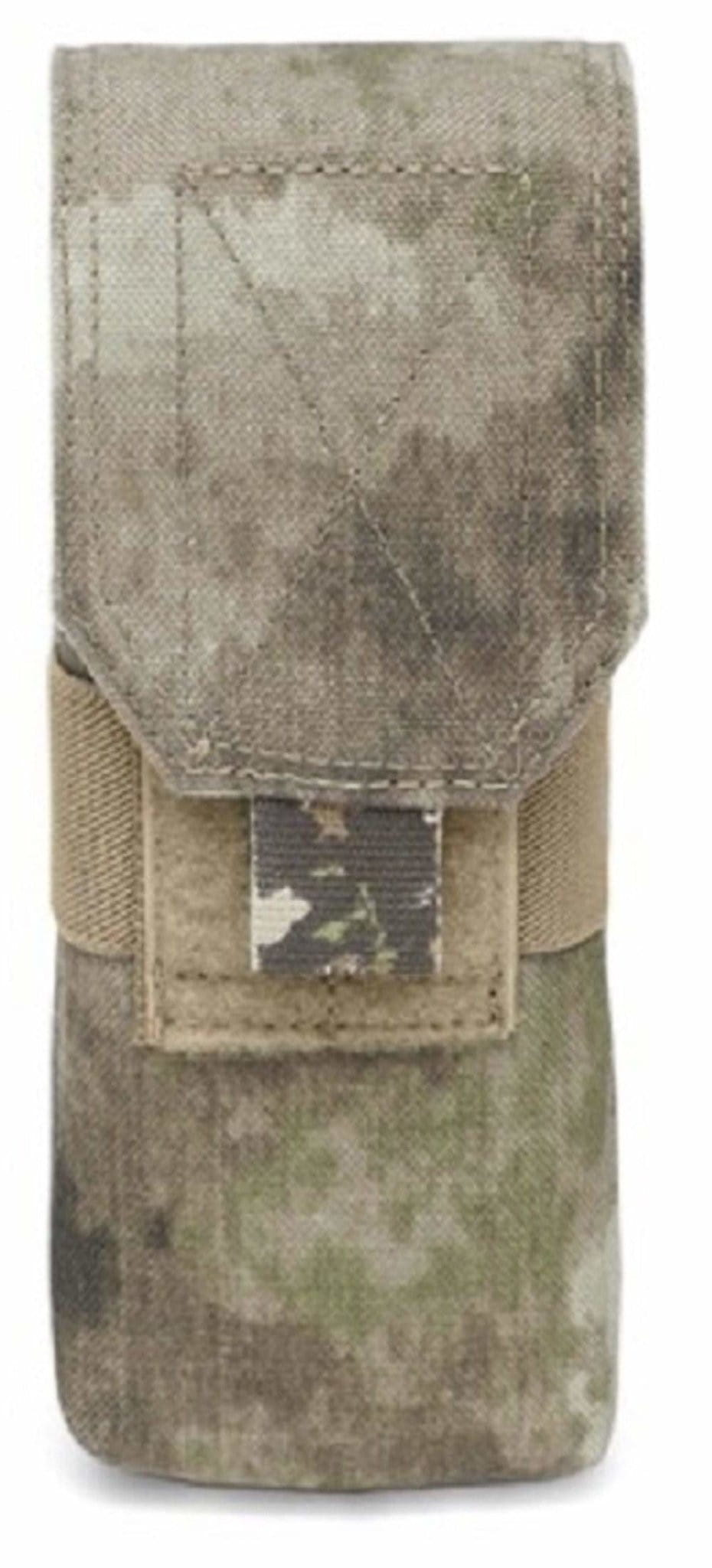 Warrior Assault Systems Single Mag Pouch with Flap M4 - CHK-SHIELD | Outdoor Army - Tactical Gear Shop