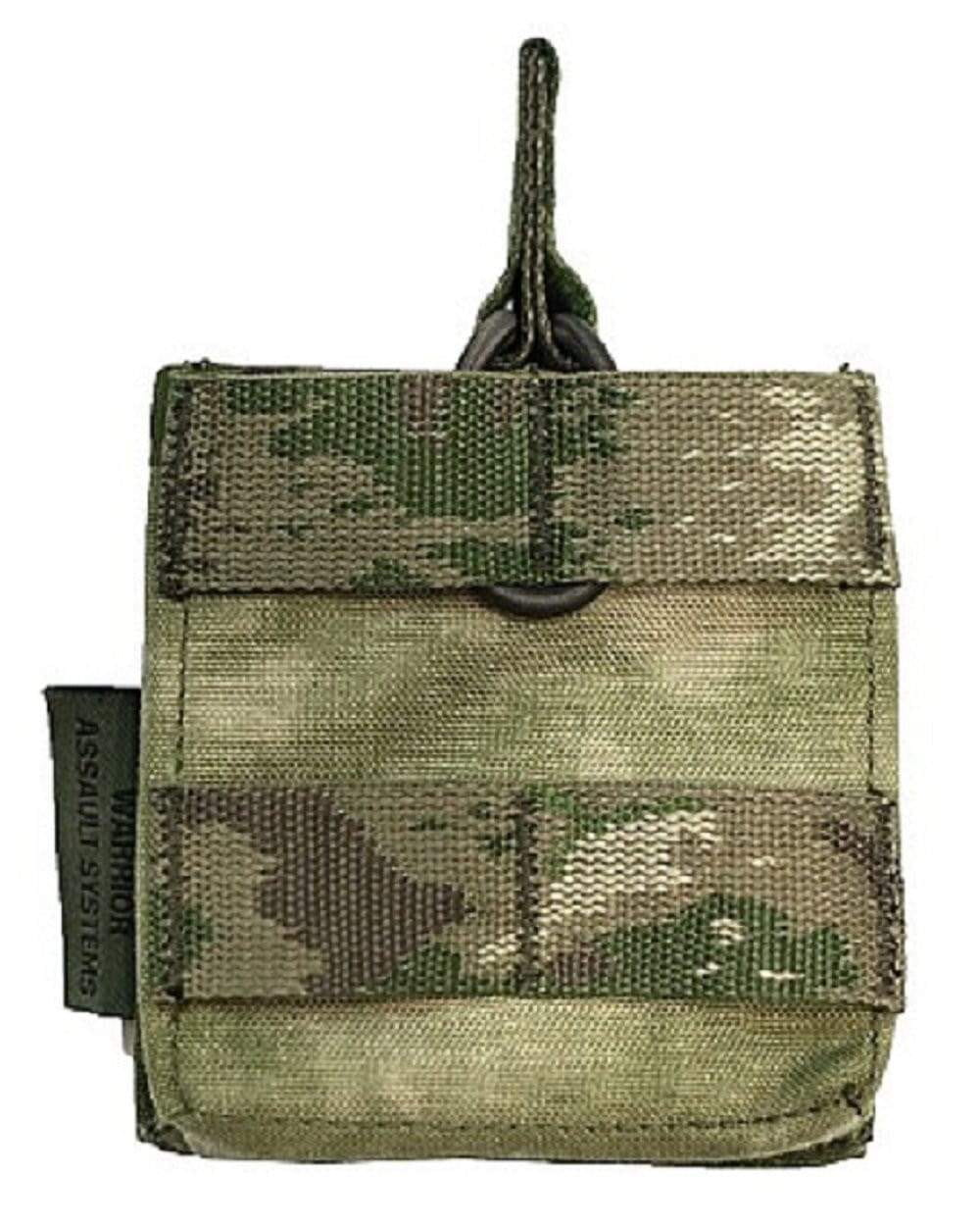Warrior Assault Systems Single Mag Pouch with Snap cal. 308 - CHK-SHIELD | Outdoor Army - Tactical Gear Shop