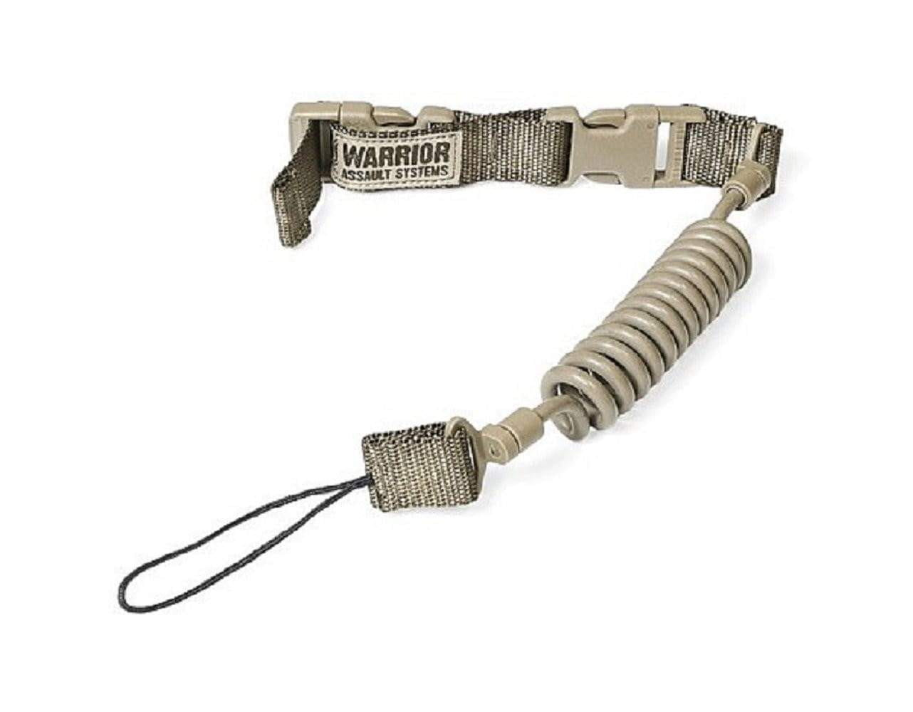 Warrior Assault Systems Tactical Pistol Lanyard - CHK-SHIELD | Outdoor Army - Tactical Gear Shop