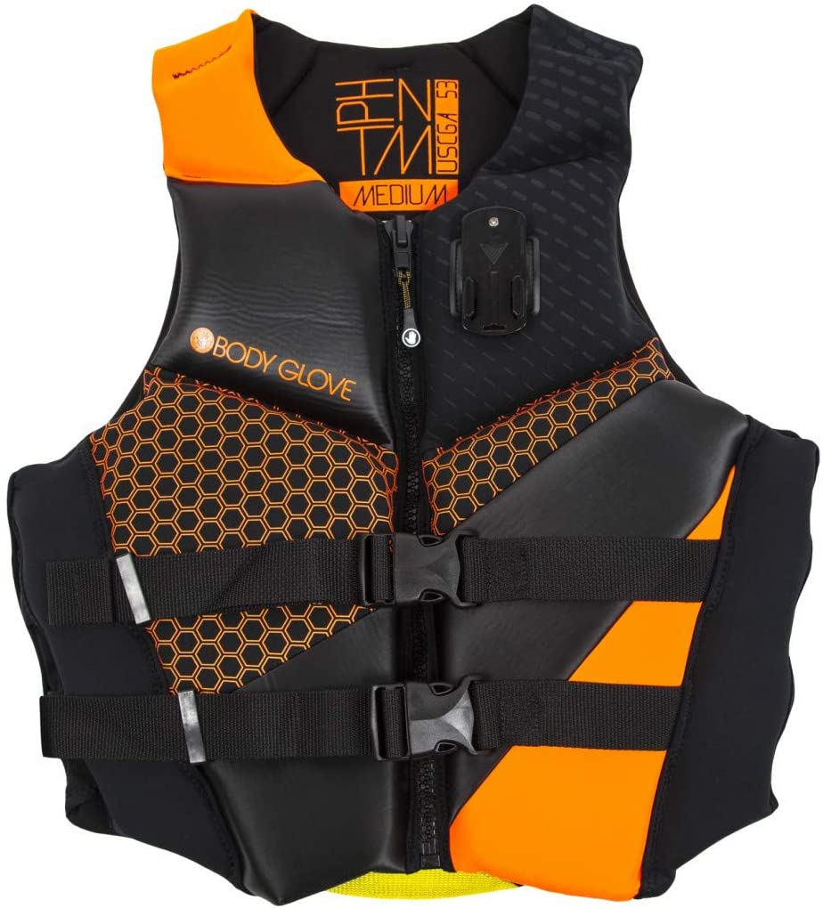 Body Glove Adult Mens PFD Life Jacket
