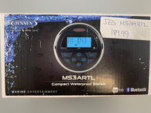 Load image into Gallery viewer, JENSEN Compact Waterproof Stereo