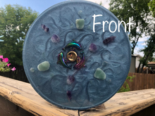 Load image into Gallery viewer, Lemurian Orgonite ™ Charging Plate • Orgone Energy Healing