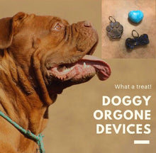 Load image into Gallery viewer, Paw Orgonite Pendant: Healing Orgone Energy for Chakra Balancing