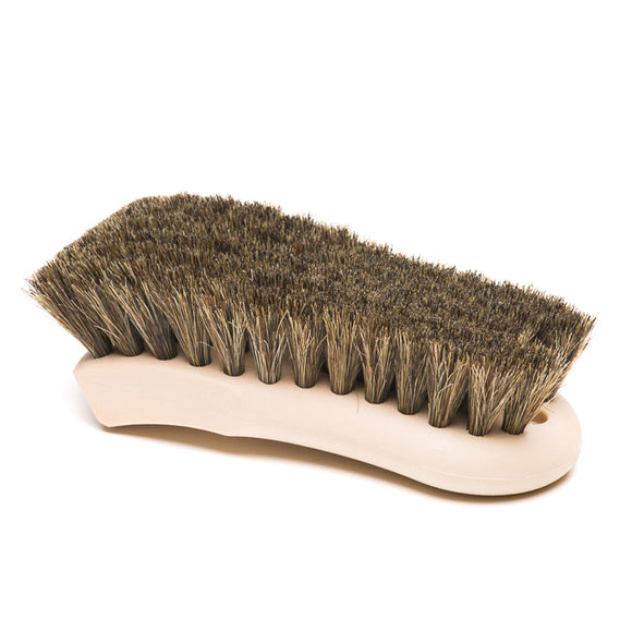 LONG BRISTLE HORSEHAIR BRUSH