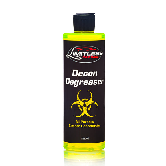 DECON DEGREASER - Limitless Car Care