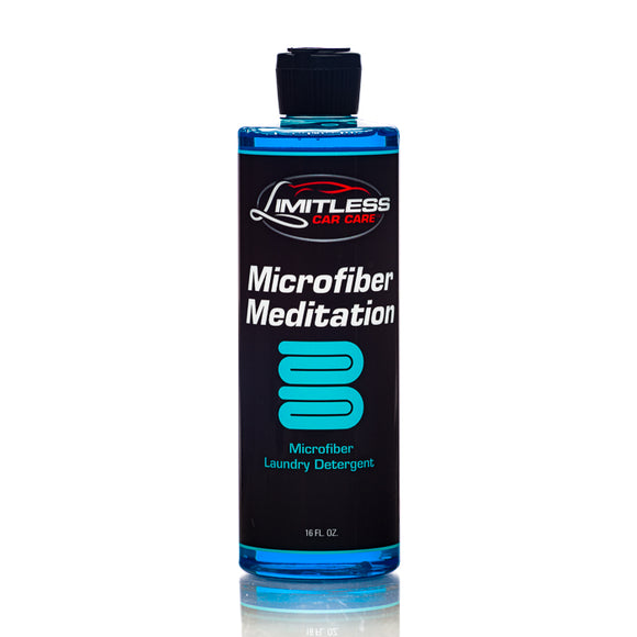 MICROFIBER MEDITATION - Limitless Car Care