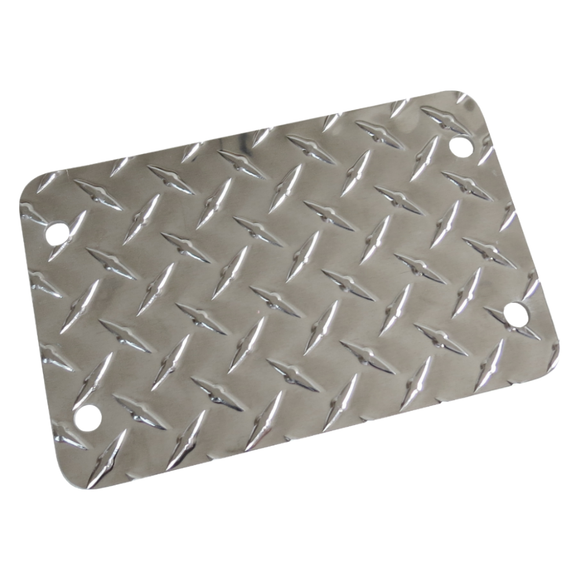 DIAMOND PLATE DOLLY CONNECTOR