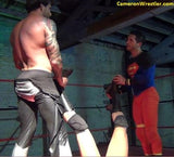 KARN & Chase Sinn vs. Travis Flash (Super Villain)