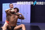 Cal Bennett vs Ace Owens (Locker Room)