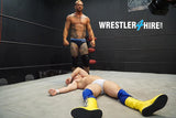 Iceman vs. Wes Ratchett