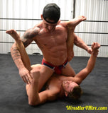 Marco Thunder vs. Nick Sparx (Bro Battle)