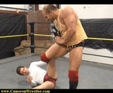 Guido Genatto vs. Ethan Andrews (Alpha Males)