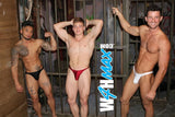 Blake Starr vs. Scrappy vs. Christian Thorn (Thongs)