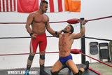 Ronnie Pearl vs. Teddy Trouble (Gut Bash)