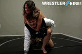 Nick Justice vs. Miss Gia Love (Mixed Wrestling)