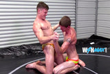 Scrappy vs. Dashing Dustin (Oil Wrestling)