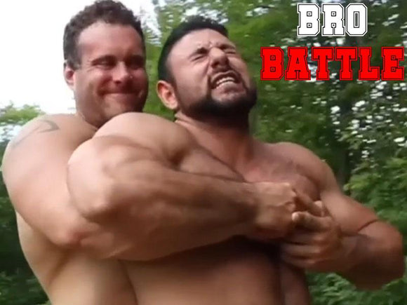 Mark Muscle vs. Zach Altovito (Outdoors)