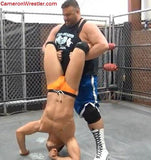 Chet Chastain vs. Danny DeMented (Steel Cage)