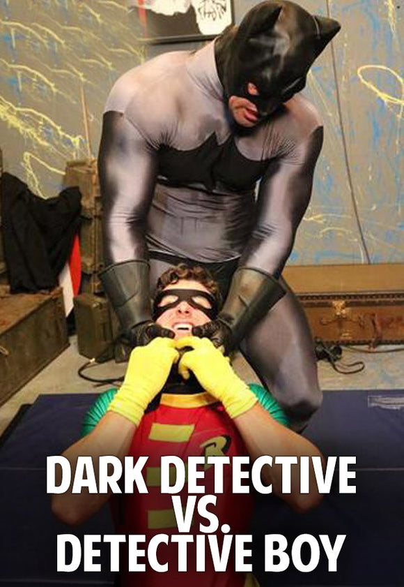 Dark Detective vs. Detective Boy
