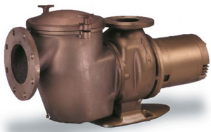 5 HP 220V 240V C PUMP BRONZE COMMERCIAL Pump - 011652