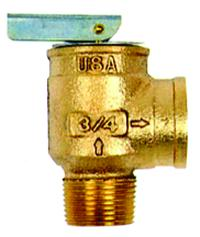 American Granby 10-417-15 3/4-in Hot Water Relief Valve
