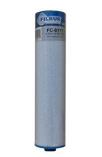 Filbur FC-0171 Pool & Spa Filter Cartridge - 1561-06, 4CH-65, PTL65HP