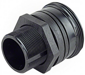 "PACFAB 2"" BULKHEAD FITTING - 154714"