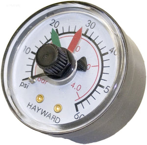 Pressure Gauge With Dial - Hayward ECX2712B1