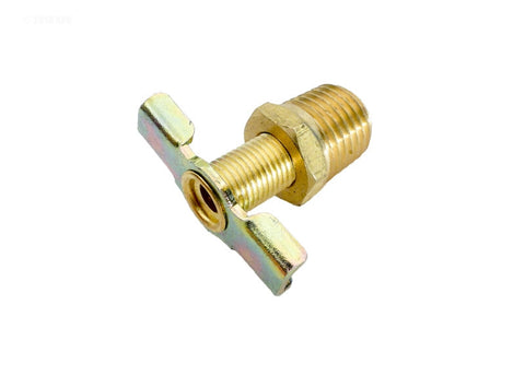 1/4-Inch Brass Bleeder Valve Replacement - 9KC
