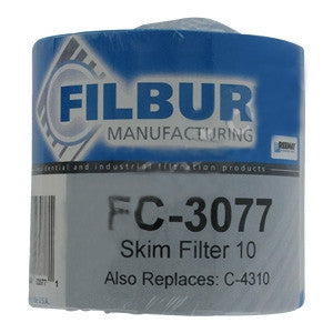 Filbur FC-3077 Pool & Spa Filter Cartridge - 146949, C-4310, PWW10