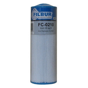 Filbur FC-0210 Pool & Spa Filter Cartridge - 176380, C-4329, PIC25