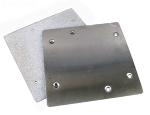 Stainless Steel Winter Skimmer Plate And Gasket Replacement - SSWP